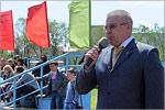 Владимир Баранов, завкафедрой физвоспитания ОГУ. Открыть в новом окне [78Kb]