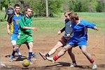 Соревнования по мини-футболу. Открыть в новом окне [78 Kb]