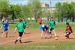 Соревнования по мини-футболу. Открыть в новом окне [77Kb]