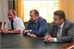 Сергей Летута, Владимир Ковалевский и Дмитрий Кулагин. Открыть в новом окне [78 Kb]