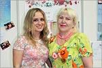 Светлана Корнилова и Т.Ф.Мельникова. Открыть в новом окне [68 Kb]