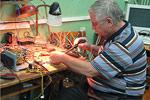 Иван Орлов, начальник отдела ремонта и обслуживания информационно-вычислительной техники. Открыть в новом окне [84 Kb]