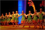 Юбилей коллектива цирк на сцене 'Антре'. Открыть в новом окне [78 Kb]