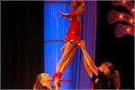 Юбилей коллектива цирк на сцене 'Антре'. Открыть в новом окне [75 Kb]