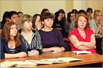 Встреча студентов ОГУ с Р.А.Рафиковой. Открыть в новом окне [75 Kb]
