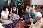 Интервью в казахской семье (Джанибек, Западно-Казахстанская область). Открыть в новом окне [97 Kb]