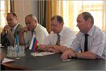 Встреча с делегацией из Казахстана. Открыть в новом окне [71 Kb]