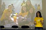 Встреча участников фестиваля со студентами. Открыть в новом окне [55 Kb]
