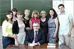 Алексей Маслов на факультете филологии ОГУ. Открыть в новом окне [88 Kb]
