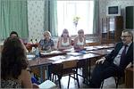 Алексей Маслов на факультете филологии ОГУ. Открыть в новом окне [72 Kb]