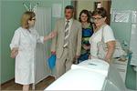 В санатории-профилактории ОГУ. Открыть в новом окне [71 Kb]
