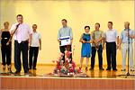 Торжественное вручение дипломов на ФПБИ. Открыть в новом окне [79 Kb]