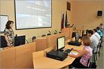 Занятия в Образовательном центре Autodesk ОГУ. Открыть в новом окне [68 Kb]