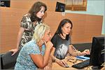 Занятия в Образовательном центре Autodesk ОГУ. Открыть в новом окне [85 Kb]