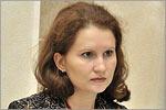 Христина Никифорова, директор Центра. Открыть в новом окне [76 Kb]