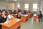 Беседа Мотоюки Исидзе со студентами. Открыть в новом окне [86Kb]
