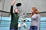Обсерватория планетария ДЮТ 'Прогресс'. Открыть в новом окне [78 Kb]