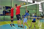 Соревнования по волейболу. Открыть в новом окне [95 Kb]