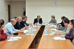 Заседание Совета ректоров вузов Оренбуржья. Открыть в новом окне [75 Kb]