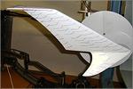 Испытания спроектированных законцовок крыла самолета. Открыть в новом окне [71 Kb]