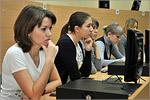 Встреча студентов с Алексеем Ивановым. Открыть в новом окне [72 Kb]