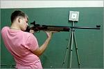 Соревнования по пулевой стрельбе. Открыть в новом окне [65Kb]