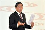 Кодзи Ё, главный консультант в области малого и среднего бизнеса. Открыть в новом окне [50 Kb]