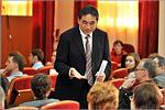 Кодзи Ё, главный консультант в области малого и среднего бизнеса. Открыть в новом окне [72 Kb]