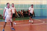 Турнир по волейболу в Акбулакском филиале ОГУ. Открыть в новом окне [70 Kb]