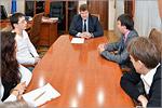 Встреча выпускников МАГУ с Сергеем Гаврилиным. Открыть в новом окне [76 Kb]