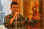 Павел Гайсин, студент МФ ОГУ. Открыть в новом окне [74 Kb]
