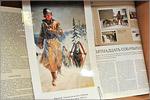 Выставка, посвященная М.В.Ломоносову. Открыть в новом окне [87 Kb]