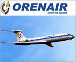 ОАО'Оренбургские авиалинии' (ORENAIR)