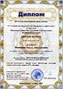 Диплом Ольги Чесноковой. Открыть в новом окне [92 Kb]