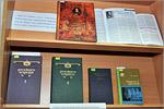 Выставка в отделе редких и ценных книг. Открыть в новом окне [82 Kb]