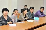 Встреча магистрантов из Актюбинска с Сергеем Летутой. Открыть в новом окне [71 Kb]