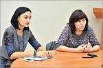 Наталья Ковалёва и Анна Павленко. Открыть в новом окне [78 Kb]
