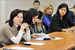 Встреча с магистрантами из Казахстана. Открыть в новом окне [73 Kb]