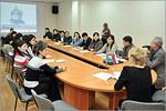 Встреча с магистрантами из Казахстана. Открыть в новом окне [78 Kb]