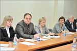 Заседание совета директоров колледжей ОГУ. Открыть в новом окне [70 Kb]