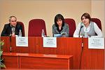 Заседание секции 'Университет и школы: образовательный кластер'. Открыть в новом окне [75 Kb]