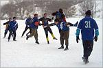 Турнир по футболу на снегу. Открыть в новом окне [64 Kb]