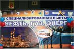 X специализированная выставка 'Нефть. Газ. Энерго— 2013'. Открыть в новом окне [79 Kb]