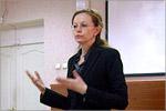 Светлана Есаулкова, директор 'Статуса'. Открыть в новом окне [60 Kb]