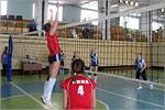 Открытый турнир по волейболу среди женских студенческих команд. Открыть в новом окне [77 Kb]