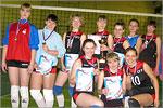Турнир по волейболу среди женских студенческих команд. Открыть в новом окне [100 Kb]