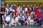 Турнир по волейболу среди женских студенческих команд. Открыть в новом окне [106Kb]