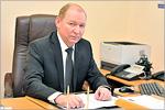 Сергей Летута, проректор по научной работе ОГУ. Открыть в новом окне [74 Kb]