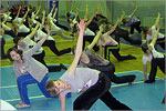 Семинар по фитнес-аэробике 'Урок физической культуры XXIвека'. Открыть в новом окне [88 Kb]