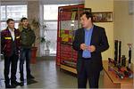 Экскурсия студентов АКИ на ОАО'Завод бурового оборудования'. Открыть в новом окне [75 Kb]